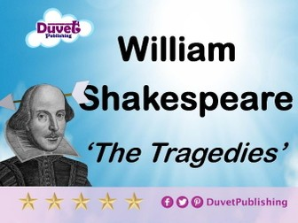 Shakespeare Tragedies (10 Plays) as Text Documents