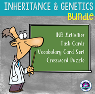 Inheritance & Genetics Bundle