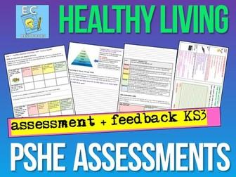 PSHE Assessment