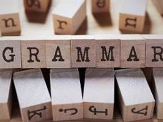 Grammar and Punctuation to Stretch and Challenge