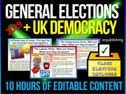 General Election 2019 Mega Pack