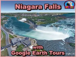 Niagara Falls with Google Earth Tours