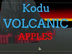 Kodu - Volcanic Apples - Lesson 1