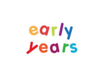 Early Years Foundation Stage: Development Matters 30 – 50 Months