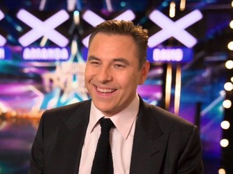 - David Walliams - Writing a biography of a famous person