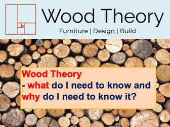 Wood Theory Resistant Materials