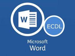 ECDL Microsoft Word Video Tutorials