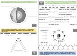 KS3 Science Revision Resources
