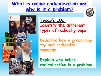 Extremism + Radicalisation