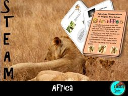 STEM - Biomimicry for Young Children - Africa