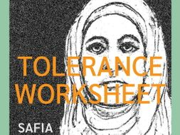 Racism, Diversity, Modern Slavery and Tolerance ( KS3/ KS4) Bundle (UK)