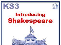 Introducing Shakespeare Scheme of Work