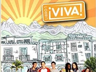 Year 7 Spanish - 3 Lessons - Week 9 - Lessons 1,2 and 3 - Viva 1 - Module 2