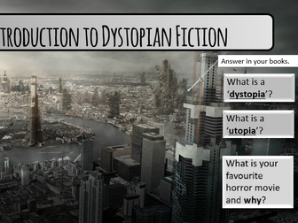 An Introduction to Dystopian Fiction