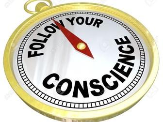 Conscience (OCR A Level Religious Studies)