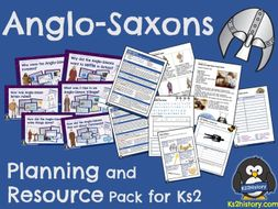 Anglo-Saxons Planning