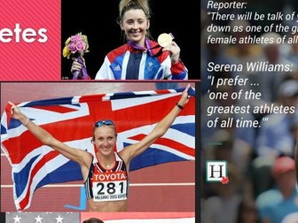 Edexcel A level sport and society - Equality, Diversity and Migration