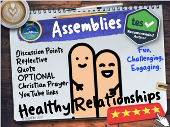 Assembly: Healthy Relationships