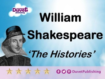 All Shakespere's Histories (10 Plays) as text documents