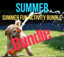 Summer Activity Bundle Pack for EYFS/KS1