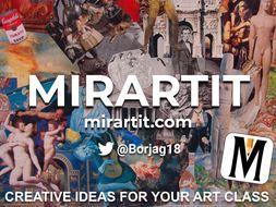 Arts&Crafts Bank Resource - Mirartit.com