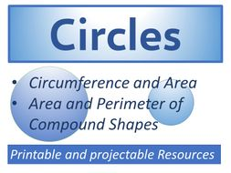 Circles (Presentation,Worksheet and Answers)