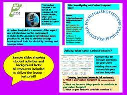 Your Carbon Footprint