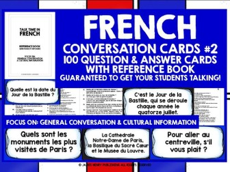 FRENCH SPEAKING PRACTICE 2
