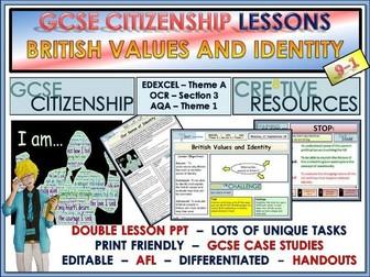 British Values and Identity - Citizenship