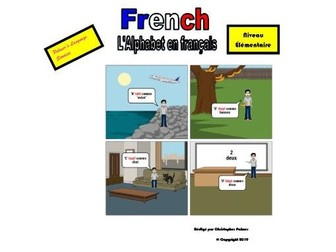 French for Adults: Pre-beginners: Alphabet in French