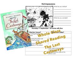 Whole Class Reading - The Last Castaways