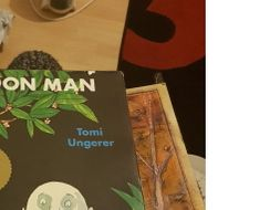 Moonman by Tomi Ungerer