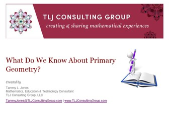 What Do We Know About Primary Geometry?