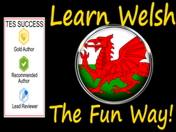 Learning Welsh The Fun Way! - Bundle