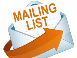 Jersey Schools Mailing List (email only)