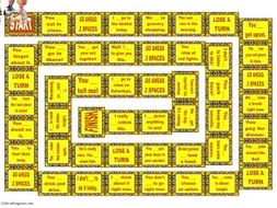 Modals of Obligation Necessity and Prohibition Animated Board Game