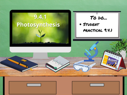 9.4.1 Photosynthesis (AQA KS3 Activate 2)