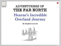 Think About History: Hearne's Incredible Overland Journey (Canadian History)