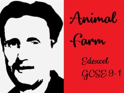 Full marks Animal Farm essay on the significance of Education  GCSEExamQuestionPractice Edexcel