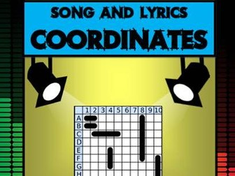 Coordinates Song - by Mr A, Mr C and Mr D Present