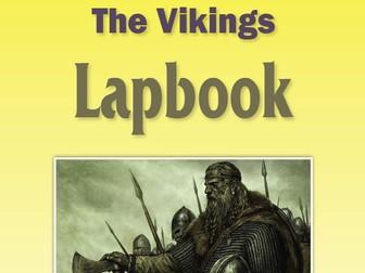 The Vikings Lapbook