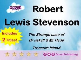 Robert Louis Stevenson Novels to cut/paste/edit as needed