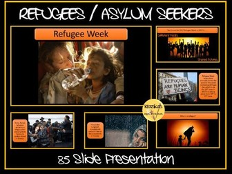 Refugee Week / Day Presentation