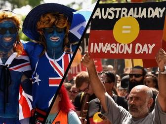 Uluru, Aborigines, Australia Day, Australia Cultural lessons (PPT, exercises)