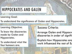 galen contribution to medicine