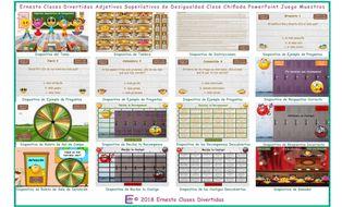 Superlative-Adjectives-Kooky-Class-Spanish-PowerPoint-Game.pptm