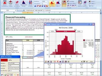 KS3 KS4 ICT Spreadsheets - Graphs and Charts