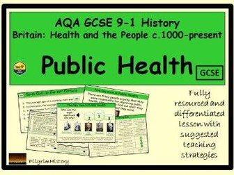 Public Health in the 19th Century