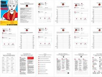 Volver: Basics booklet