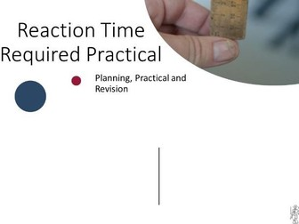 Reaction Time Required Practical Planning with 9-1 Questions and Answers